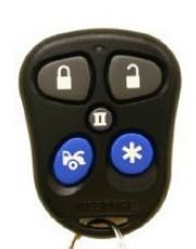 -  Autopage 5 Button Style Remote H50T21