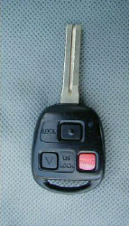 -  Lexus AT-LXR7 REMOTE KEY