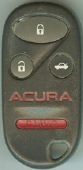 -  Acura AC-4BA E4EG8D-443H-A E4EG8D-443H-A FREQUENCY 433Mhz PROGRAMMING